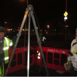 Infrastruct AMS inspects a combined drain for Luas