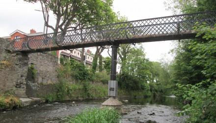 Beaver Row Footbridge