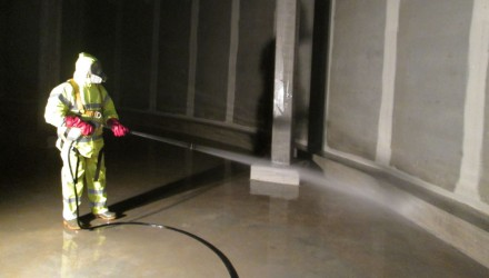 Cleaning, Inspection and Chlorination of Drinking Water Reservoirs