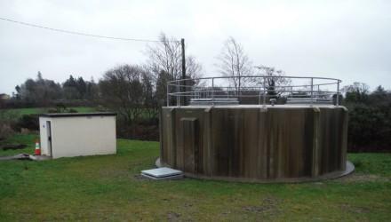 Refurbishment of Knockyellan Reservoir