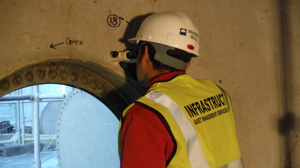 Special Inspection of Reinforced Concrete Tanks