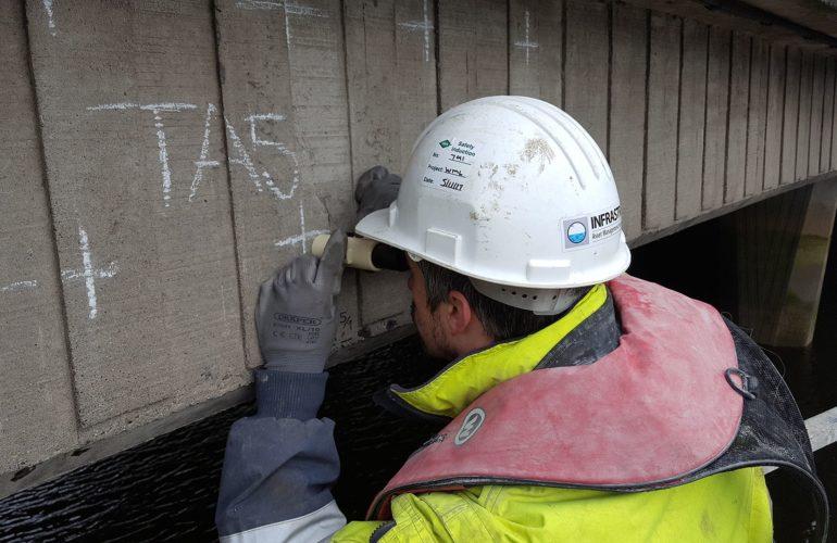 Non-Destructive Testing (NDT) Services - Infrastruct