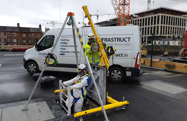 Structural Inspections Service - Infrastruct