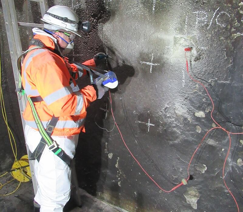 Corrosion Testing Service - Infrastruct