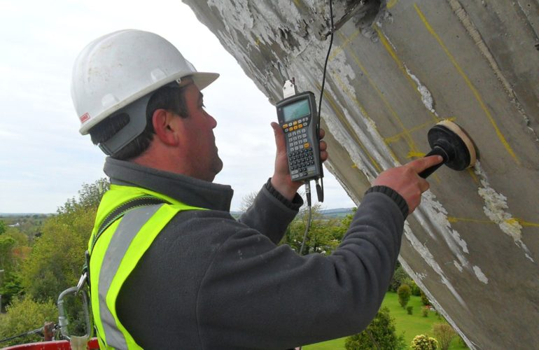 Corrosion Testing Service - Infrastruct