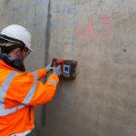 Non-Destructive Testing On Reinforced Concrete Tanks